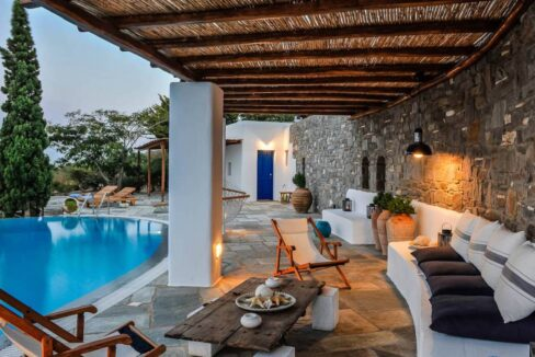 Panoramic View Villa in Paros Cyclades, Paros Greece Properties 38