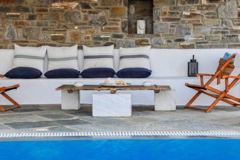 Panoramic View Villa in Paros Cyclades, Paros Greece Properties 4