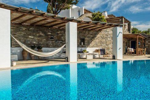 Panoramic View Villa in Paros Cyclades, Paros Greece Properties 40