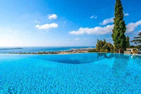 Panoramic View Villa in Paros Cyclades, Paros Greece Properties 41