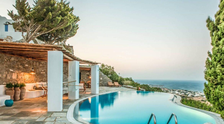 Panoramic View Villa in Paros Cyclades, Paros Greece Properties 43