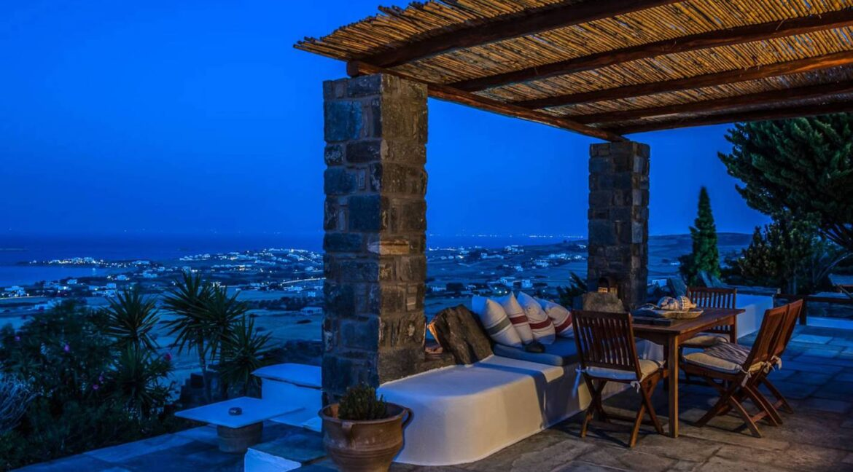 Panoramic View Villa in Paros Cyclades, Paros Greece Properties 8