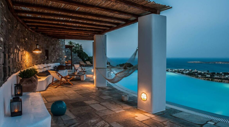 Panoramic View Villa in Paros Cyclades, Paros Greece Properties 9