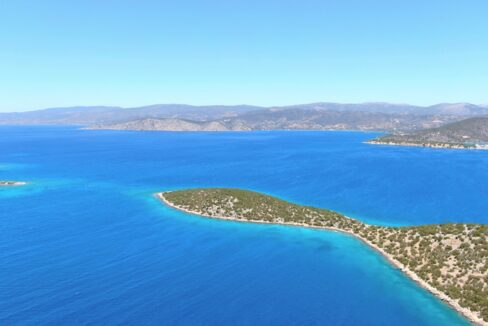 Seafront Mansion Porto Heli for Sale.  Porto heli Real Estate. Seafront Villa 16