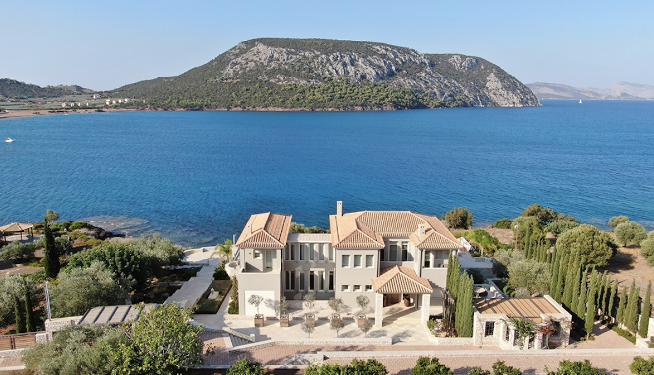 Seafront Mansion Porto Heli