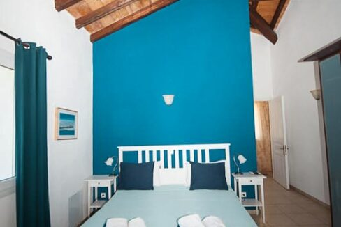 Villa with direct sea access at Corfu, Kassiopi. Corfu Luxury homes, Properties at the sea in Greece 16