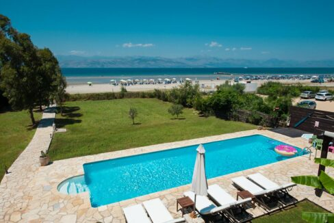Villa with direct sea access at Corfu, Kassiopi. Corfu Luxury homes, Properties at the sea in Greece 30