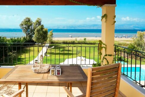 Villa with direct sea access at Corfu, Kassiopi. Corfu Luxury homes, Properties at the sea in Greece 6