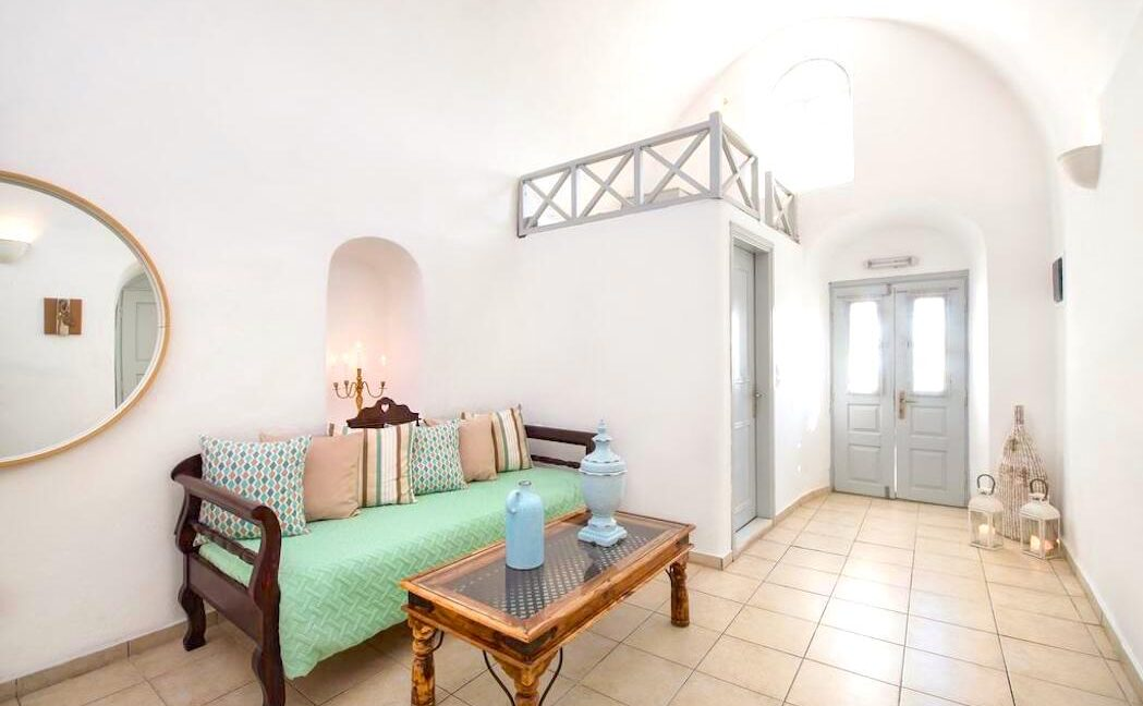 House at Caldera Santorini, Property in Imerovigli Santorini 14