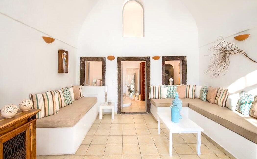 House at Caldera Santorini, Property in Imerovigli Santorini 18