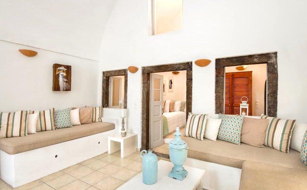 House at Caldera Santorini, Property in Imerovigli Santorini 20