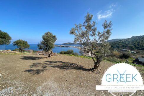 NEW Seafront Villa at Kassandra, Kanistro Paliouri for sale 2