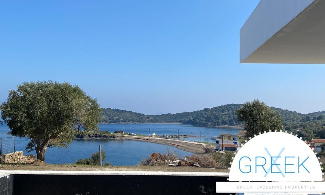 NEW Seafront Villa at Kassandra, Kanistro Paliouri for sale 3