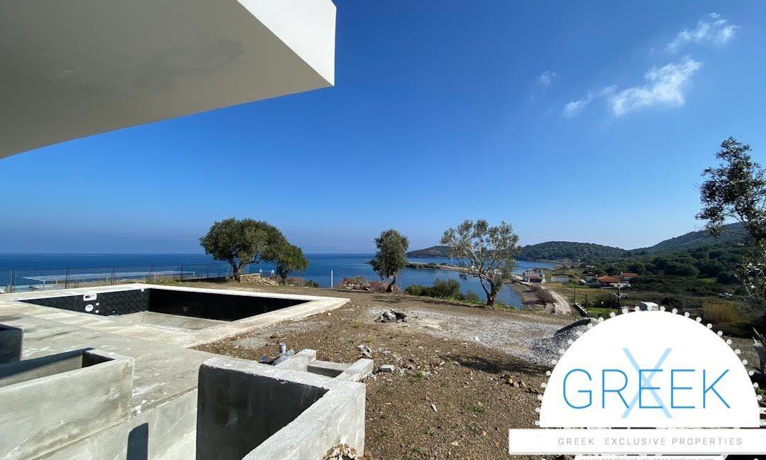 NEW Seafront Villa at Kassandra, Kanistro Paliouri for sale 6
