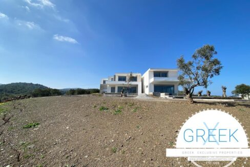 NEW Seafront Villa at Kassandra, Kanistro Paliouri for sale 7
