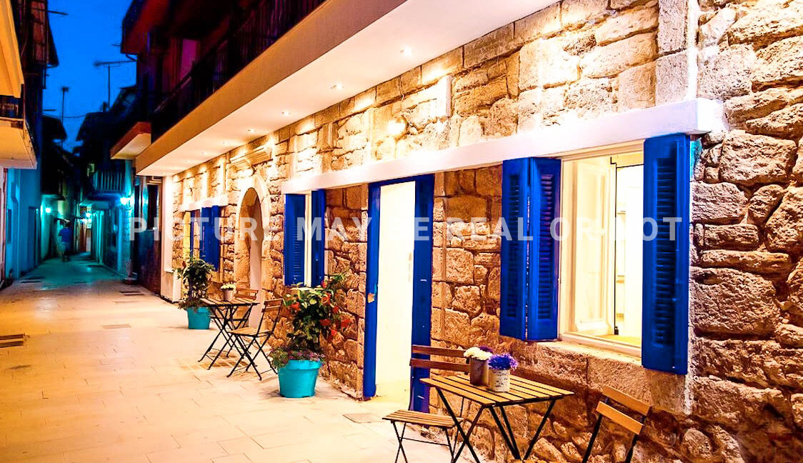 Apartments Hotel in Lefkada for sale. Invest in a hotel in Greece