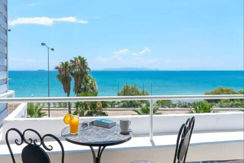 Beach Apartment at the best area of Athens, Alimos Athens Riviera 17