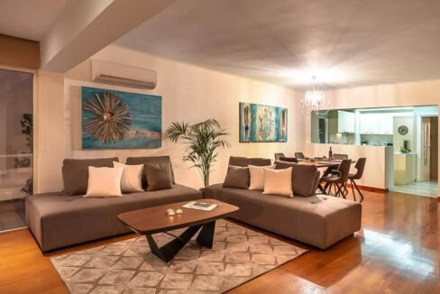 Beach Apartment at the best area of Athens, Alimos Athens Riviera 7