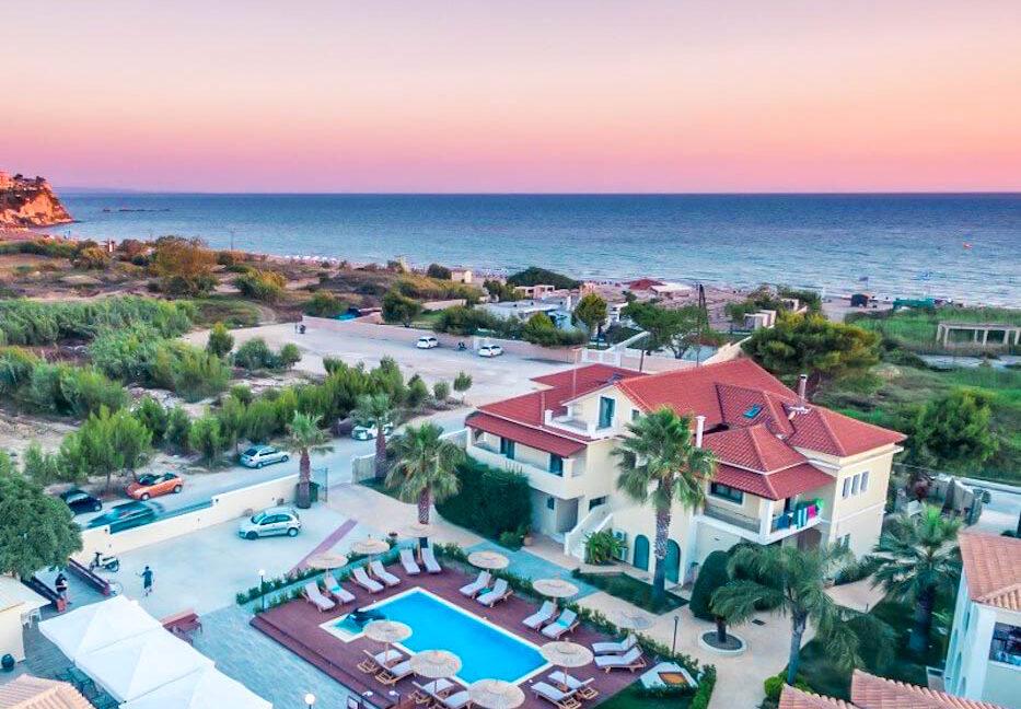 Commercial Hotel for Sale in Zante Greece, Hotels for sale Zakynthos Greece