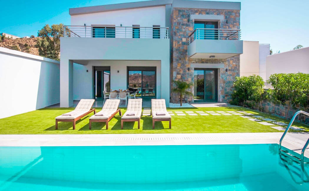 Economy Villa for Sale in Crete Greece, Properties in Crete, Greek Villas 24