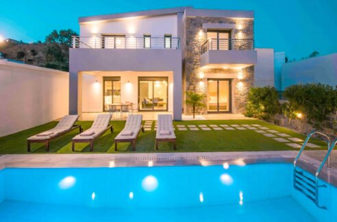Economy Villa for Sale in Crete Greece, Properties in Crete, Greek Villas