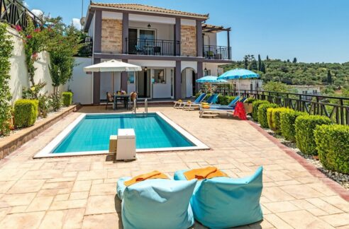 Economy Villa in Zakynthos, Properties in Zakynthos for sale
