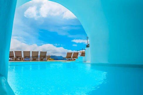 Hotel for Sale at Caldera Oia Santorini, Santorini Hotels for Sale