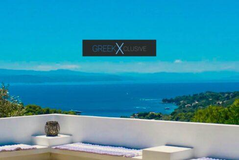 House with Sea View in Skiathos in a big land Plot, Skiathos Properties 1
