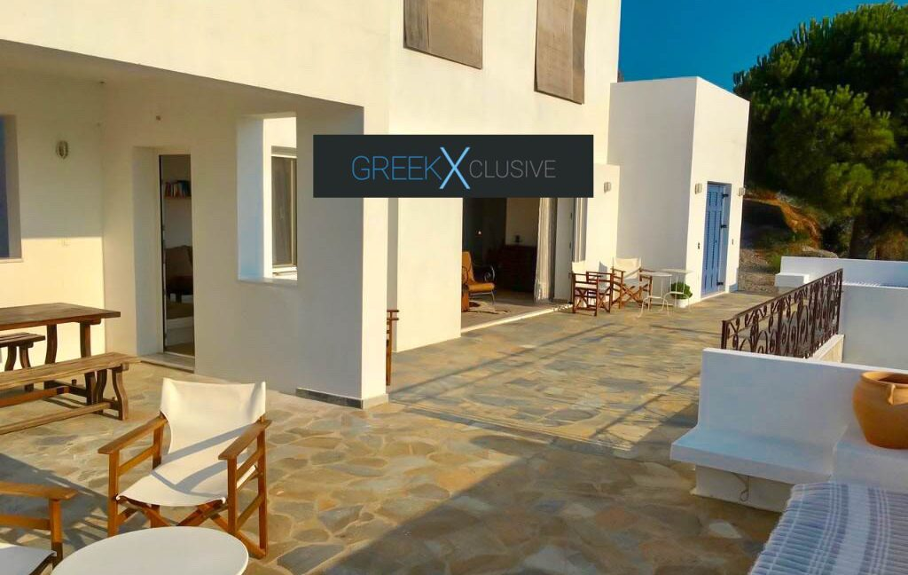House with Sea View in Skiathos in a big land Plot, Skiathos Properties 14