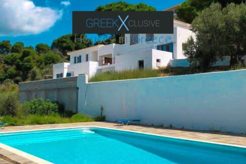 House with Sea View in Skiathos in a big land Plot, Skiathos Properties 15