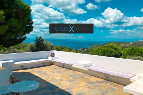 House with Sea View in Skiathos in a big land Plot, Skiathos Properties 16