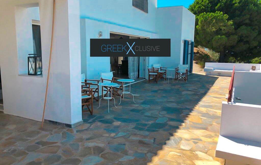 House with Sea View in Skiathos in a big land Plot, Skiathos Properties 4