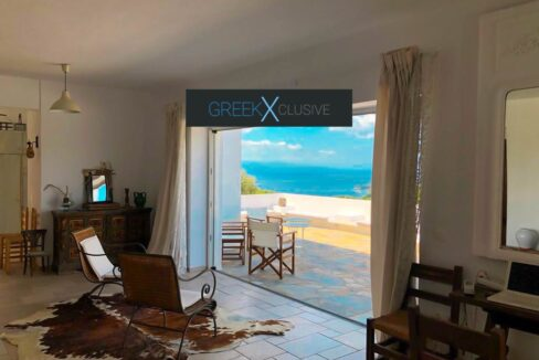 House with Sea View in Skiathos in a big land Plot, Skiathos Properties 5