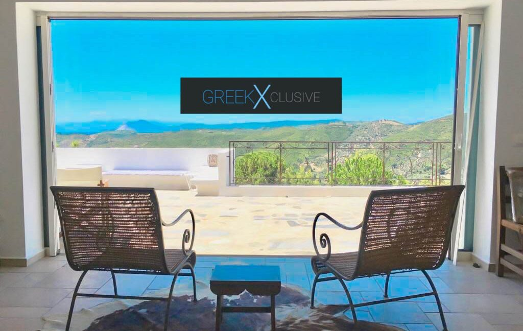 House with Sea View in Skiathos in a big land Plot, Skiathos Properties 6