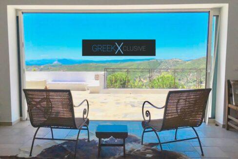 House with Sea View in Skiathos in a big land Plot, Skiathos Properties 6