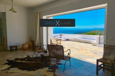 House with Sea View in Skiathos in a big land Plot, Skiathos Properties 7