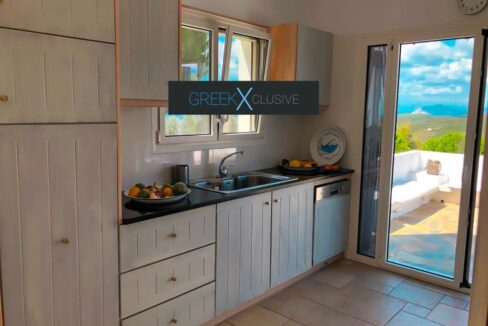 House with Sea View in Skiathos in a big land Plot, Skiathos Properties 8