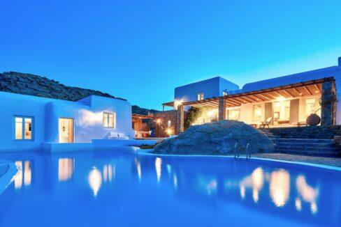 Luxury Sea View Villa , Agrari Mykonos, Mykonos Properties 1