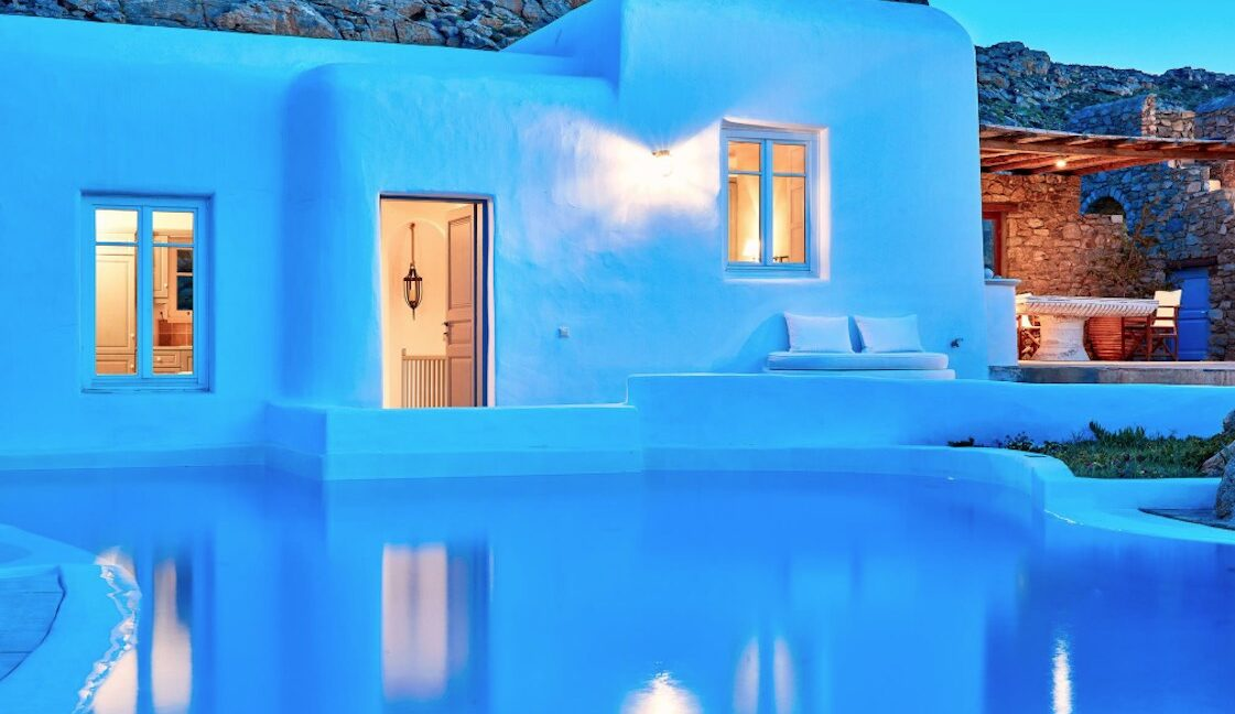 Luxury Sea View Villa , Agrari Mykonos, Mykonos Properties 2