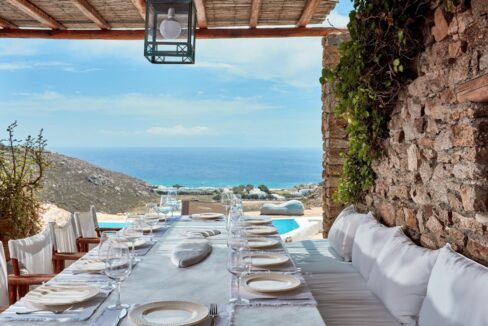 Luxury Sea View Villa , Agrari Mykonos, Mykonos Properties 27