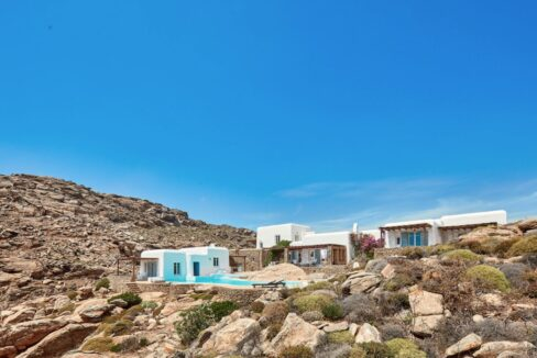 Luxury Sea View Villa , Agrari Mykonos, Mykonos Properties 28