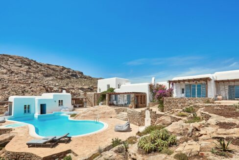 Luxury Sea View Villa , Agrari Mykonos, Mykonos Properties 29