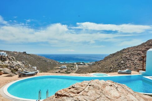 Luxury Sea View Villa , Agrari Mykonos, Mykonos Properties 30