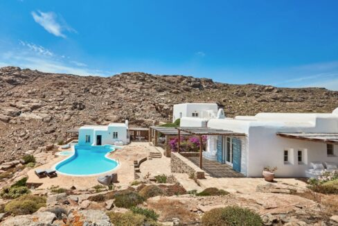 Luxury Sea View Villa , Agrari Mykonos, Mykonos Properties 31