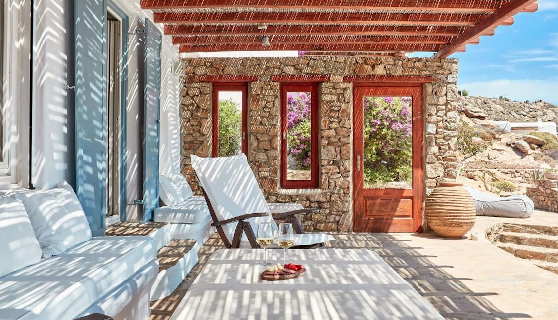 Luxury Sea View Villa , Agrari Mykonos, Mykonos Properties 5