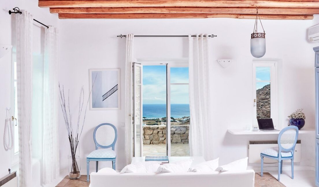 Luxury Sea View Villa , Agrari Mykonos, Mykonos Properties 6