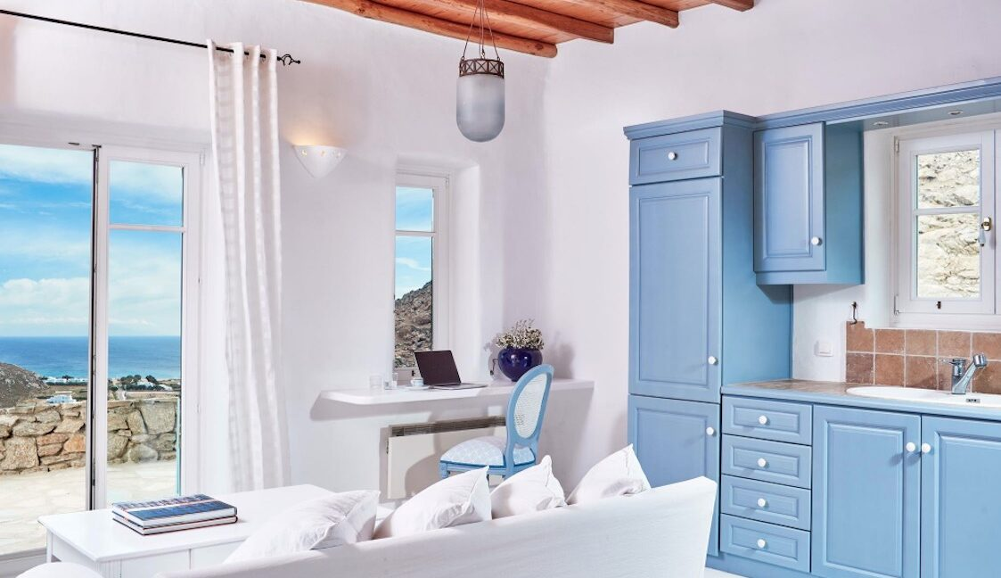 Luxury Sea View Villa , Agrari Mykonos, Mykonos Properties 7