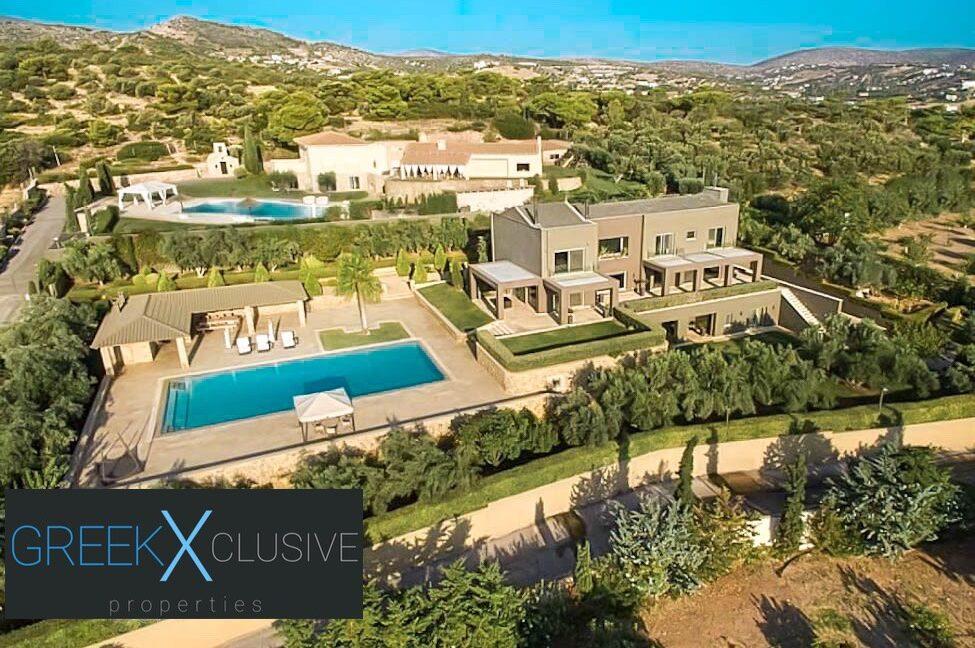 Luxury Villa South Athens, Vari, Athens Riviera. Luxury Properties Athens Greece