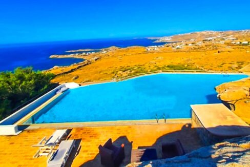 Mykonian Villa for Sale, Sea View Villa Mykonos 1