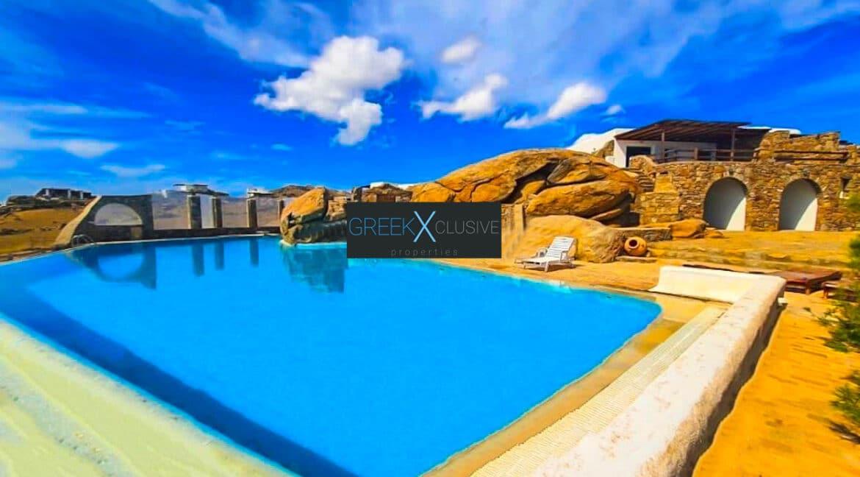 Mykonian Villa for Sale, Sea View Villa Mykonos 10